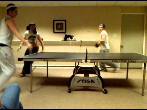 Ping pong all stars-the jackson 4