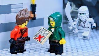Lego NINJAGO MAZE adventure Episode1