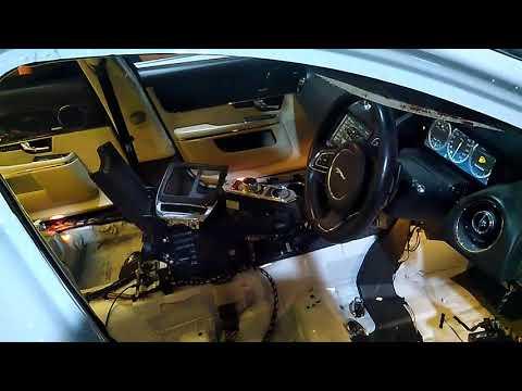 Jaguar Xj . не заводился. (длинная диагностика и видео)