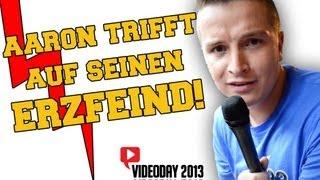 VideoDay 2013 kommentiert - Auftritt von YTITTY / JoergSprave / SexyJulia / mein neuer ERZFEIND!!!