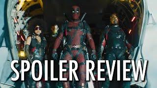 Deadpool 2 review (feat. Erik Samdahl from FilmJabber.com)