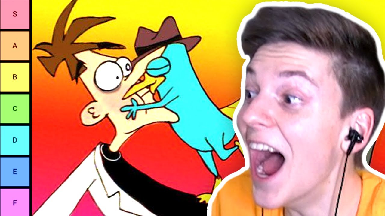 I Critically Review Phineas & Ferb Songs