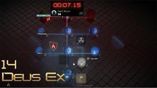 Let's Play Deus Ex: Mankind Divided [14] - Datensicherheit [Deutsch/German/OmU]