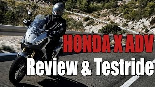 Honda X-ADV Review & Testride