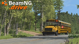 [BeamNG] Bus Route
