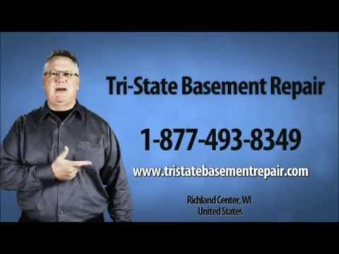 Tri State Basement Repair -  Waterproofing Basements Solutions Madison