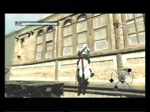 Assassin's Creed, Career 128, Jerusalem, Rich District, Save Citizen 8