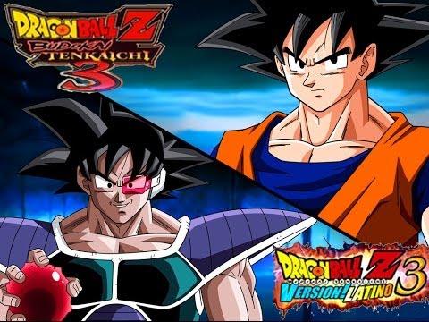 La Batalla Mas Grande Del Mundo: Goku vs Turles (Budokai Tenkaichi 3 Versión latino)