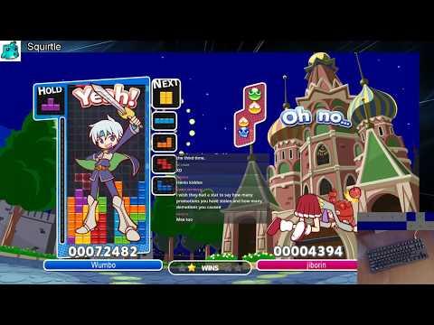 Puzzle League w/ Wumbo! Climb to Rank #1 Worldwide 27007➜27109 (PC)