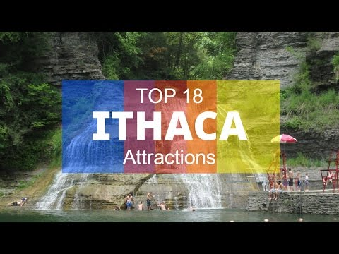 Top 18. Best Tourist Attractions in Ithaca - New York