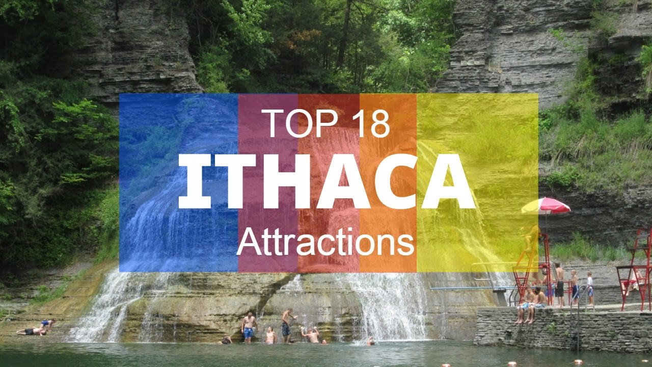 Top 18 best tourist attractions in ithaca new york for Top 10 tourist attractions in nyc