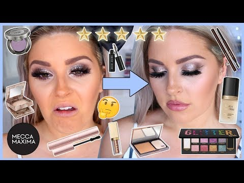 FULL FACE of BEST SELLING MAKEUP 🤔💕 Mecca Tutorial!
