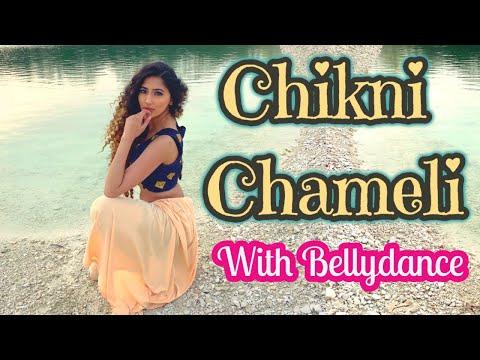 Dance On: Chikni Chameli | With BellyDance | Katrina Kaif