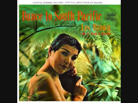 Les Brown - Dance to South Pacific (1958)  Full vinyl LP