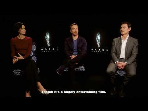 Alien: Covenant | MUTHUR: Fun | Danmark