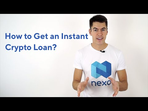 How to Get an Instant Crypto Loan from Nexo