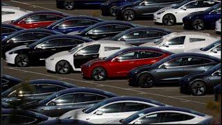 Tesla Model 3 Rules Europe