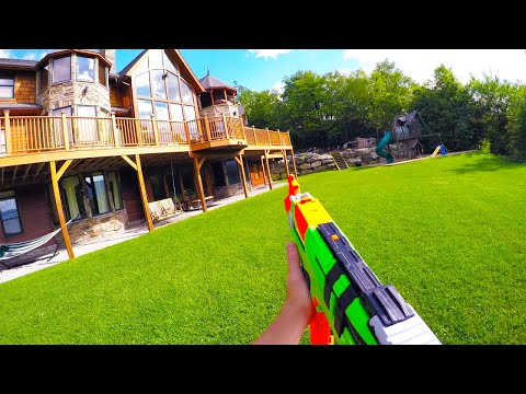 Thumbnail: Nerf First Person Shooter: The Estate
