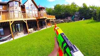 Nerf First Person Shooter: The Estate