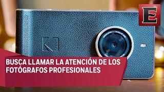 Kodak presenta su smartphone