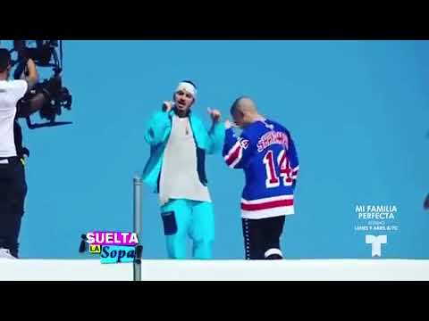 Odio - Bad Bunny Ft J. Balvin ( Official Video)