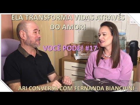 ELA TRANSFORMA VIDAS ATRAVÉS DO AMOR VOCÊ PODE 17