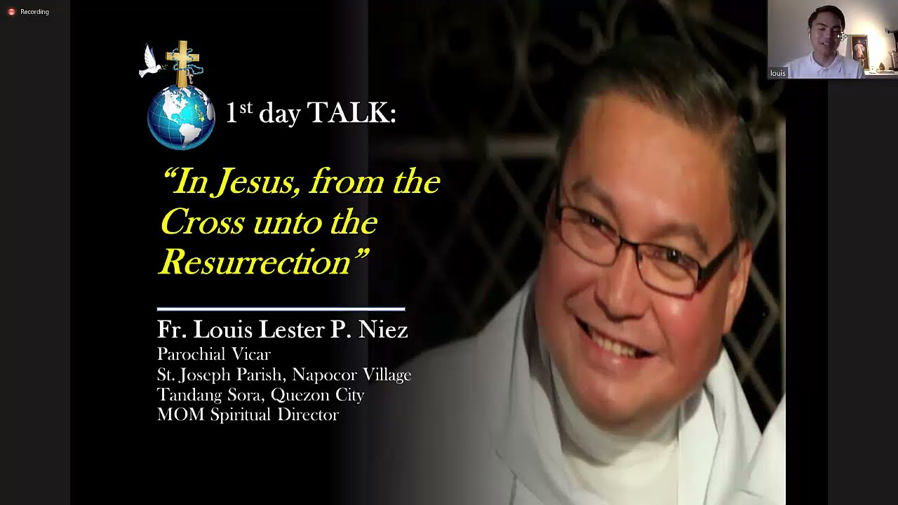 Download In Jesus, from the Cross unto the Resurrection by Fr. Louis Lester P. Niez