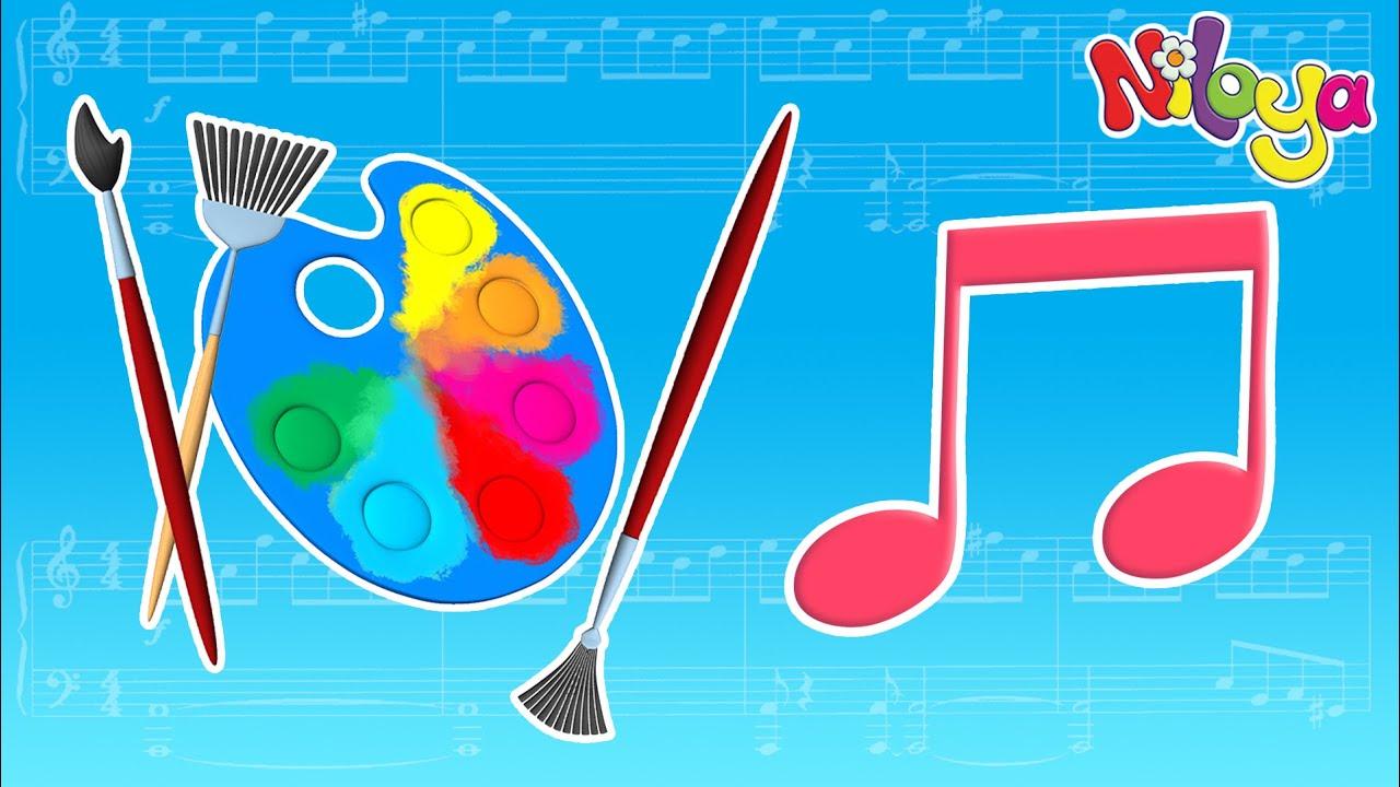 Niloya şarkı Hangi Renk Youtube