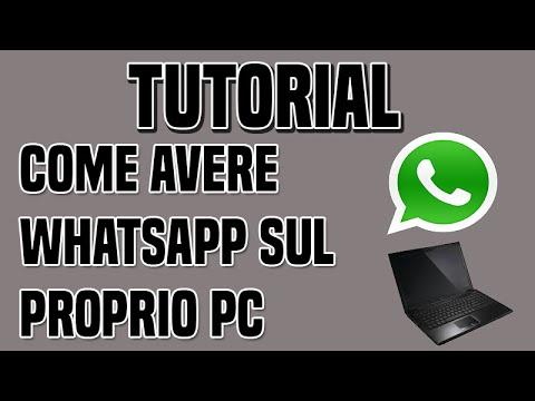 Come installare WhatsApp Web sul tuo computer - zapptales