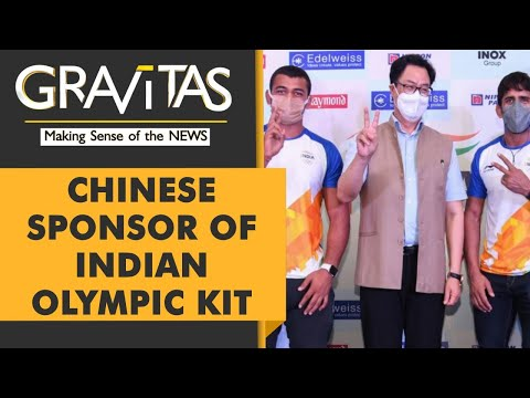 Gravitas: Why does India's Olympic kit have a Chinese Sponsor?