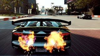 Need For Speed Heat Lamborghini Aventador Svj RoadSter Sonic Race