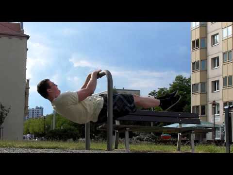 Calisthenics in Dresden
