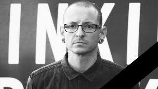 В память вокалиста группы Linkin Park. Честер Беннингтон