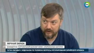Мучная зараза  в российской муке найдена картофельная палочка