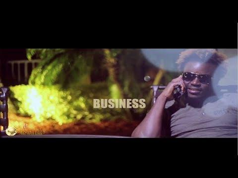 MrLumene Chenet - KINGDOM BUSINESS Ft Sarah Francois (Video Lyrics)