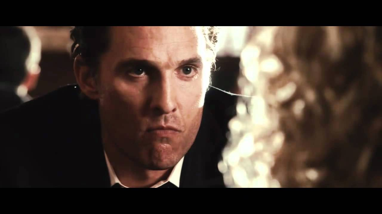 The Lincoln Lawyer Movie Trailer Starring: Matthew ...