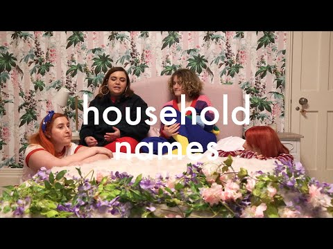 Lazy Oaf - Household Names - Pink Protest