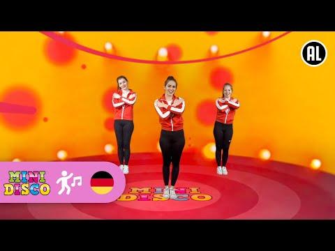 Kinderlieder | Tanz | Video | SOCO BATE VIRA | Deutsche Version | Mini Disco