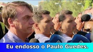 Bolsonaro & Paulo Guedes = BINGO !