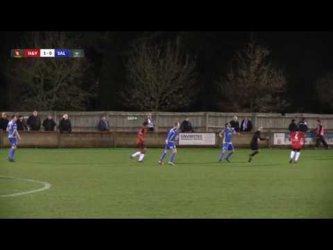 Hayes & Yeading v Salisbury - 28th Feb 2017