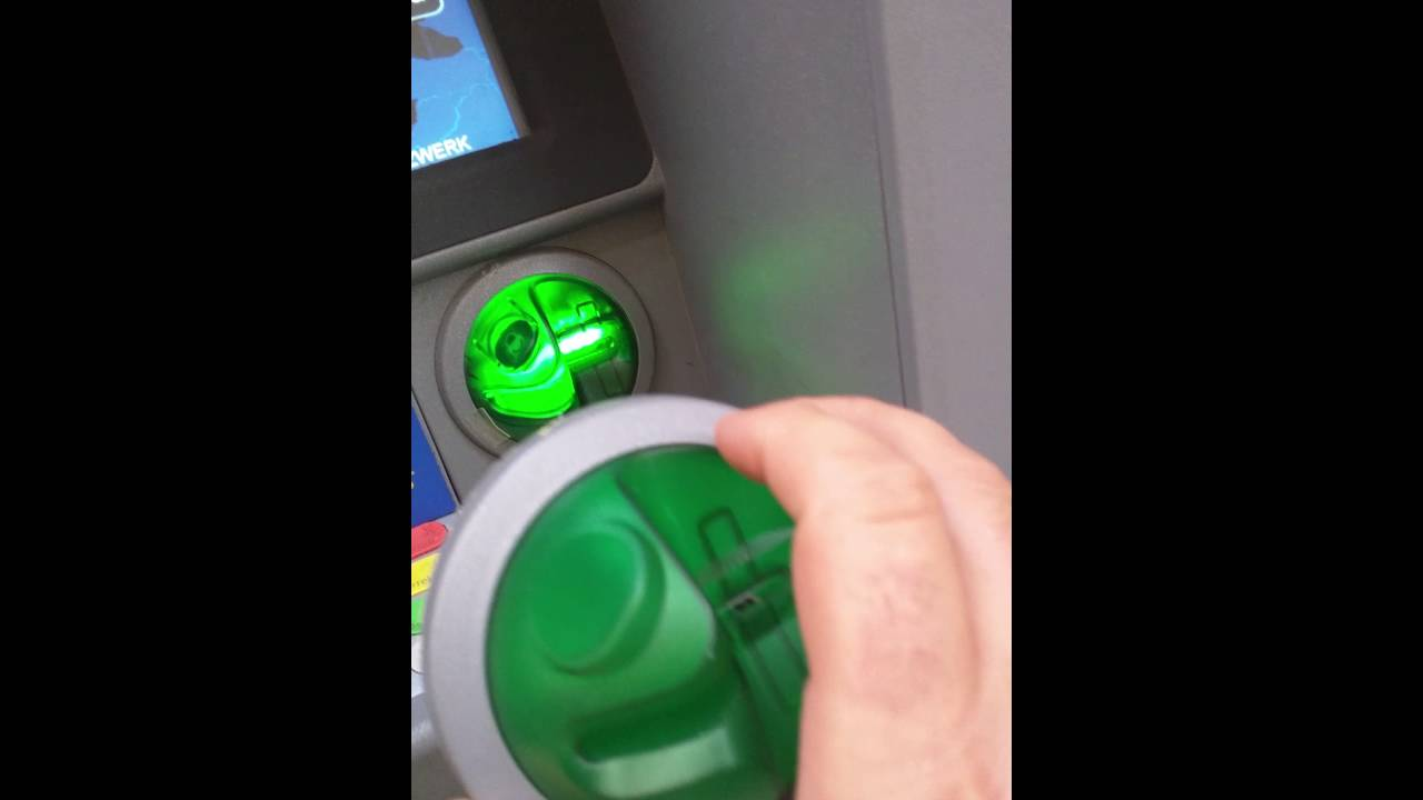 Finding an ATM Skimmer in Vienna