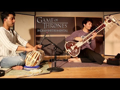 Game Of Thrones - Classical Indian Instrumental Version