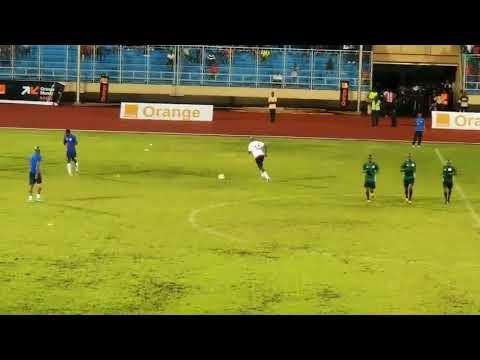 Prematch Training- Liberia Vs Nigeria thumbnail
