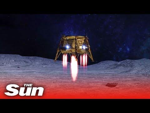 Israeli spacecraft Beresheet