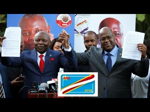 DRC poll gets second coalition as Tshisekedi, Kamerhe 'unite'
