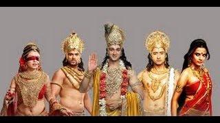 Cerita Singkat Perang Mahabharata - Perang Baratayuda Antv