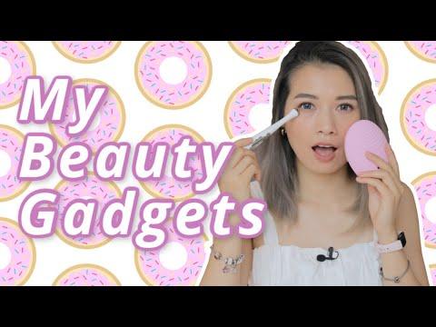 8 Món Thiết Bị Làm Đẹp Của Ly ♡ My Beauty Gadgets ♡ Pretty.Much