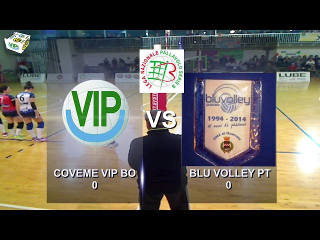 14° COVEME S.LAZZARO VIP BO BLU VOLLEY QUARRATA PT