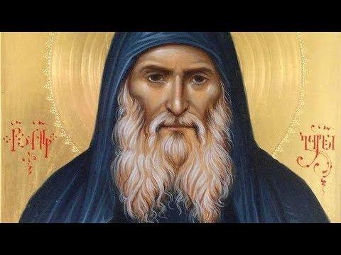 Преподобный Гавриил «в Волгограде».