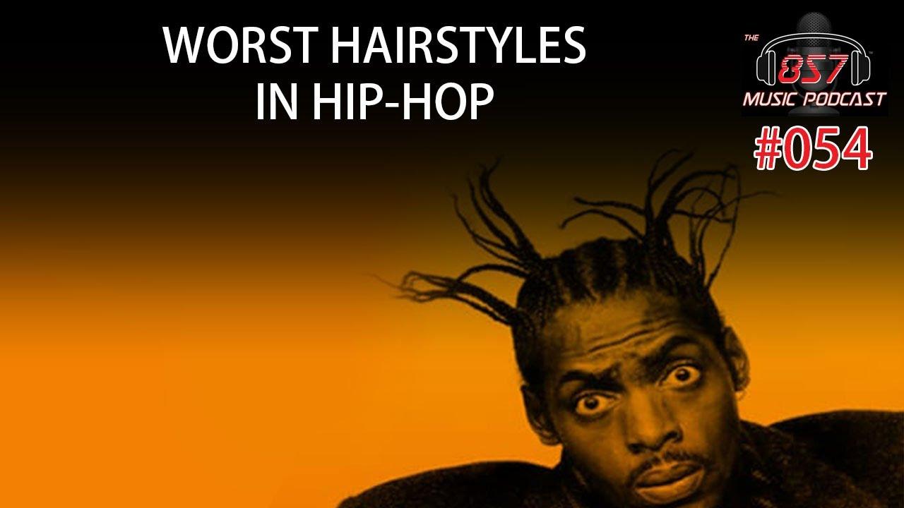 Horrible Hip Hop Haircuts Youtube